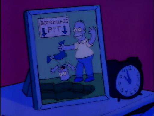 Homer Alone15