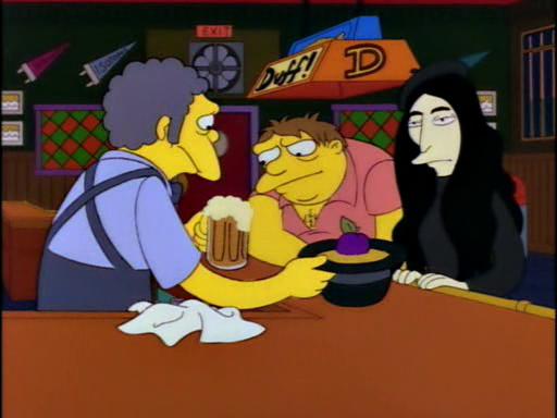 Homer's Barbershop Quartet14