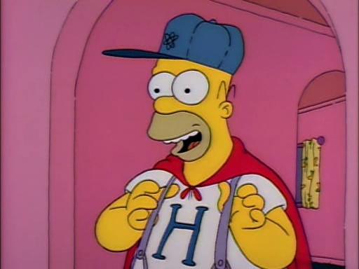 Dancin' Homer12