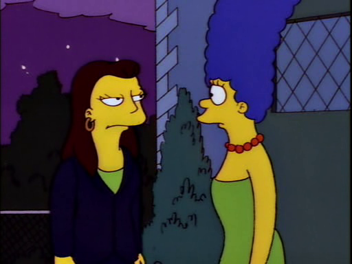 Marge on the Lam11