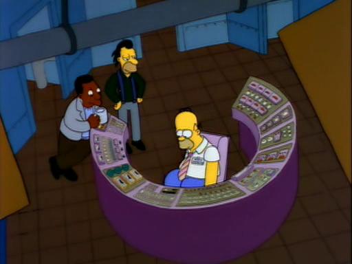 Burns Verkaufen der Kraftwerk12
