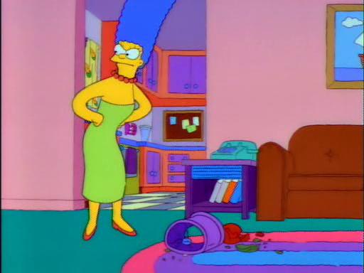 Homer Alone16