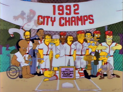 Homer at the Bat12