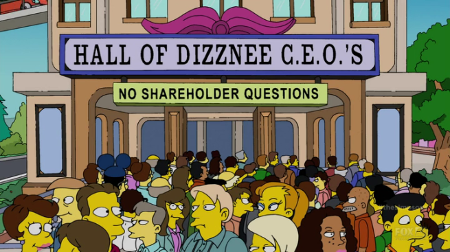 No Shareholder Questions