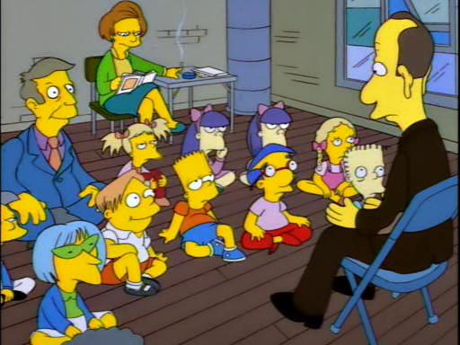 Bart Gets Famous14