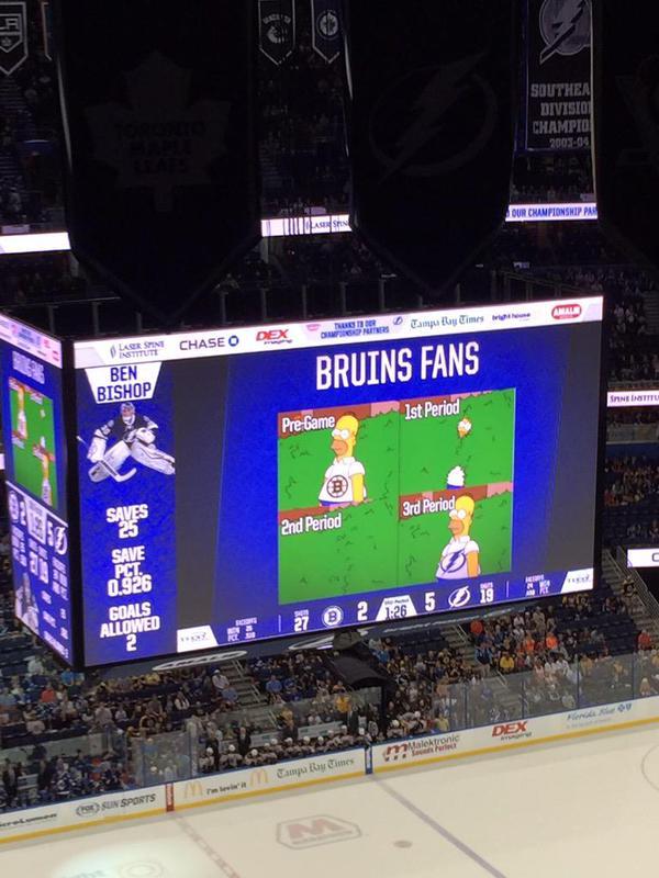 Bruins-Lightning
