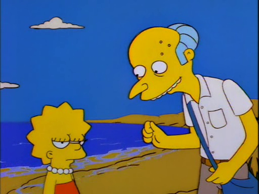 The Old Man and the Lisa16