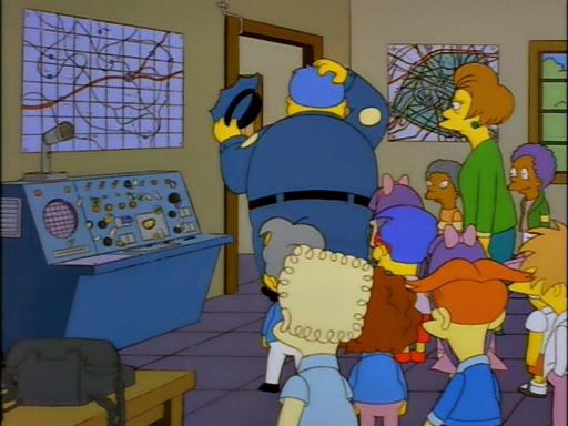 The Secret War of Lisa Simpson10
