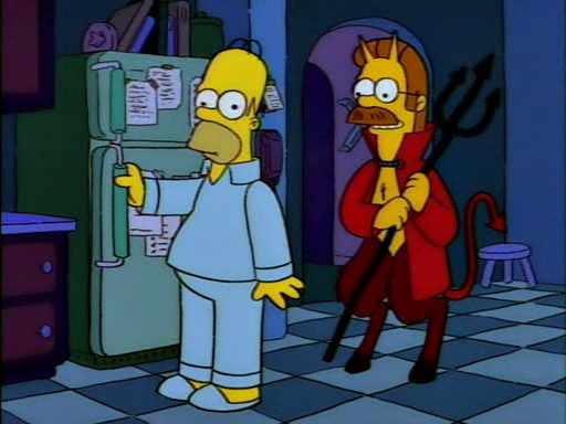 an analysis of the simpsons halloween special the shinning The simpsons' treehouse of horror series has become a long-running tradition within the classic cartoon's 30-year history the very first simpsons halloween special turned out to be a hit with viewers when it aired in 1990 in the us to an audience of 274 million 15 moments from the simpsons.