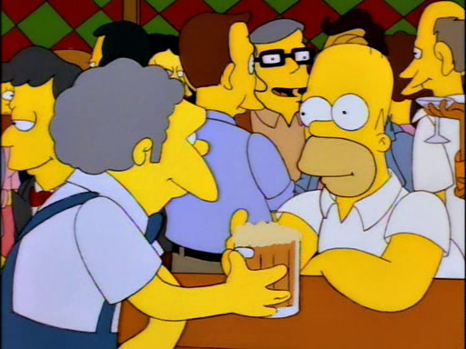 Homer vs. The 18th Amendment12