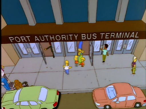 The City of New York vs. Homer Simpson8