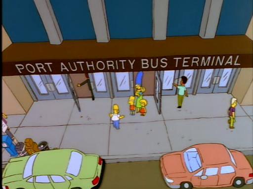 The City of New York vs. Homer Simpson8