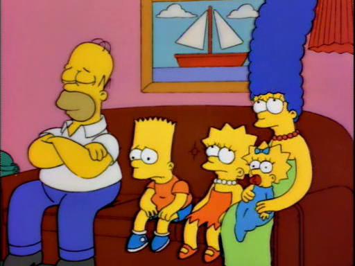 Bart's Comet13