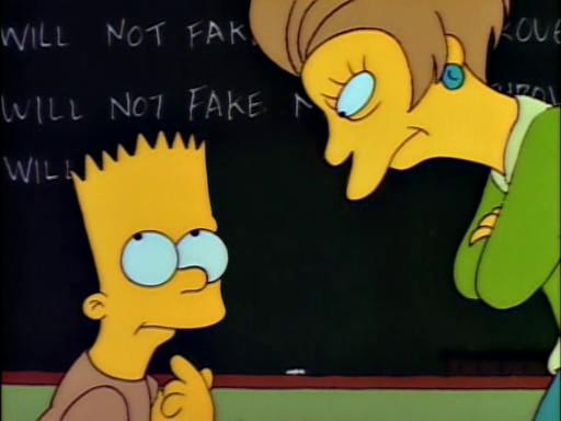 Bart Gets an F10