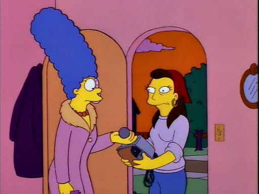 Marge on the Lam14