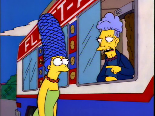 The Twisted World of Marge Simpson17