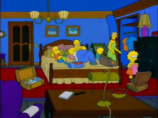 Bart vs Australia17