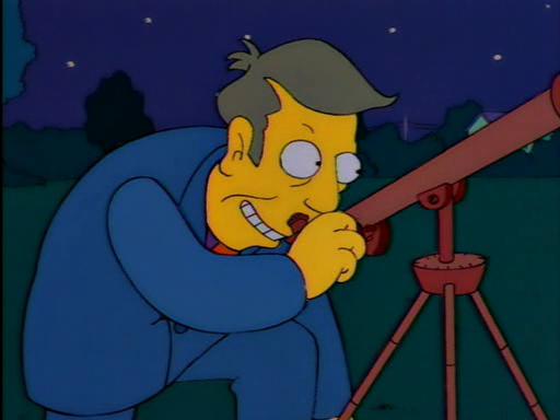Bart's Comet14