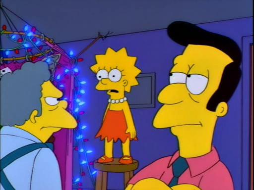 Lisa the Skeptic8