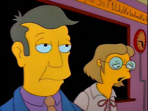 Lisa's Substitute13