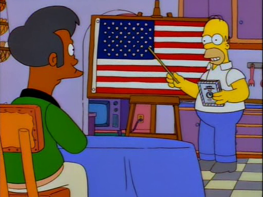 simpsons apu dating Xem video it's the same problem the simpsons encounters every time it  aside from the occasional subplot like edna krabappel dating ned flanders or apu.