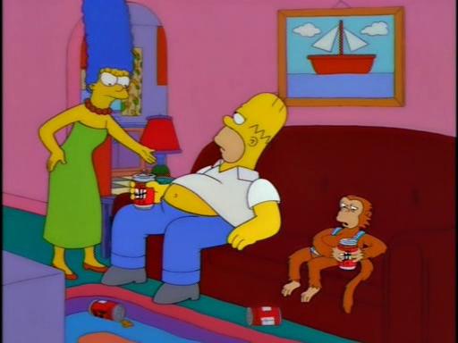 Girly Edition Dead Homer Society
